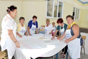 Întâlnirea Gastronomică A Naționalităţilor Recunoscute în Ungaria, La Cea De A II-a Ediţie