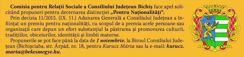 Comisia Pentru Relații A Consiliului Județean Bichiş