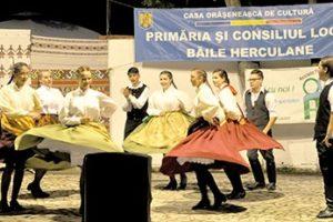 """Festival Internaţional De Folclor """"Hercules"""""""
