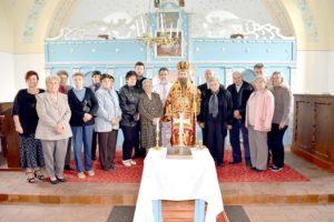 Slujire Arhierească La Jaca, în Duminica A 18-a După Rusalii