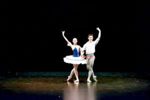 Prim-balerini Ai Operei Naționale București Invitați La Gala Internațională De Balet De La Pécs
