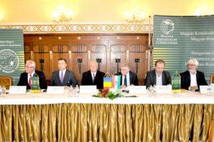 Conferinţă Maghiaro-Română şi Întâlnirea Oamenilor De Afaceri