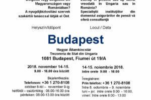Zilele De Consultanță Maghiaro – Române