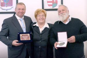 Gheorghe Ambrus şi Alexandru Finna, Premiații Chitighazului