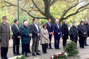 Ziua Armatei Române, Comemorarea Eroilor