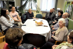 Audienţă Publică şi şedinţă, La Autoguvernarea Românilor Din Bichişciaba