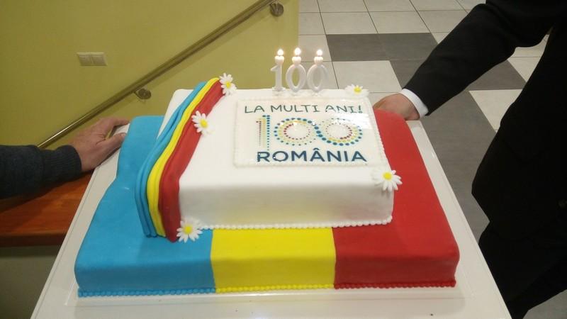 Ziua Naţională A României, Serbată La Seghedin